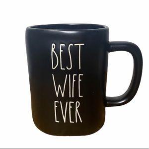 Rae Dunn BEST WIFE EVER Mug